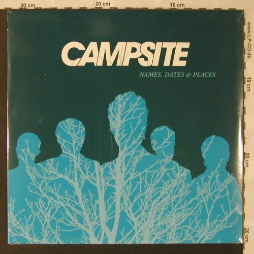Campside: Names, Dates & Places, FS-New, Play It Again Sam(PIASD 4741LP), , 2006 - LP - F2291 - 15,00 Euro