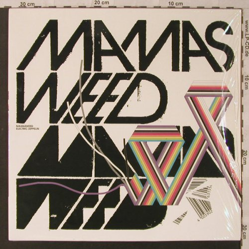 Mamasweed: Electric Zeppelin, vg+/m-, Club-Records/Mamasweed(MKTWO Rec No.11), ,  - LP - F2315 - 9,00 Euro