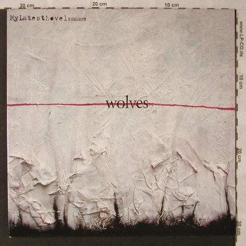 My Latest Novel: Wolves , Foc, vg+/m-, Bella Union(), UK, 2006 - LP - F2350 - 7,50 Euro