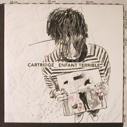 Cartridge: Enfant Terrible, Foc, No. 58/500, G&M004(GRC14), , 2006 - LP - F2353 - 15,00 Euro