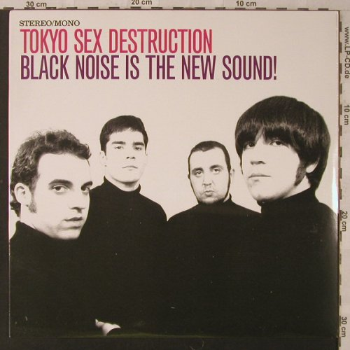 Tokyo Sex Destruction: Black Noise Is the New Sound!, Trans Solar(SOL 021), , FS-New, 2004 - LP - F2359 - 12,50 Euro