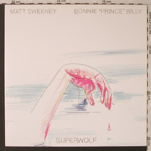 Sweeney,Matt & Bonnie'Prince'Billy: Superwolf, Domino(), EU, 2005 - LP - F2363 - 14,00 Euro
