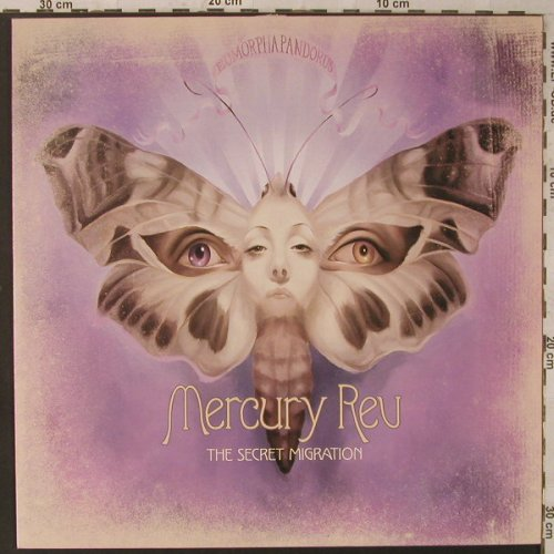 Mercury Rev: The Secret Migration, m-/vg+, V2(VVR1029231), , 2005 - LP - F2378 - 10,00 Euro