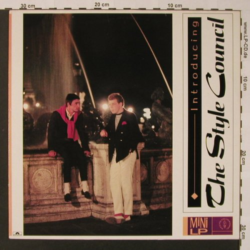 Style Council: Introducing, Polydor(815 277-1), D, 1983 - LP - F2821 - 5,00 Euro