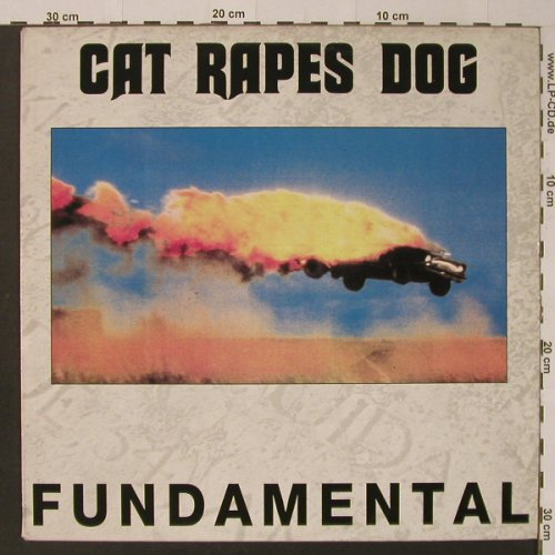 Cat Rapes Dog: Fundamental+2, KK-Rec.(045), B,  - 12inch - F4103 - 4,00 Euro