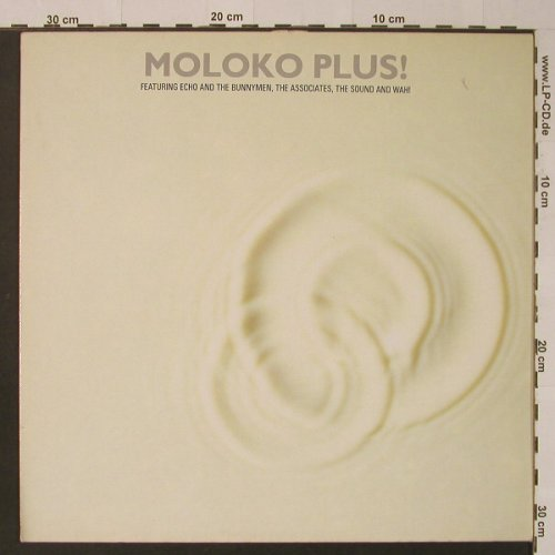 V.A.Moloko Plus!: Echo+Bun,The Sound,Associates.., WEA(K 28282), D,M-VG+, 1981 - LP - F4114 - 5,00 Euro