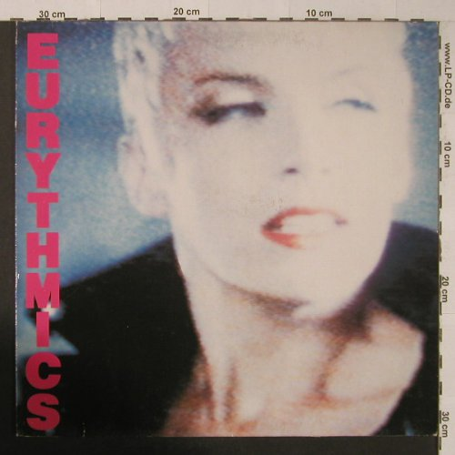 Eurythmics: Be Yourself Tonight,Musterplatte, RCA(PL 70711), D, 1985 - LP - F5388 - 10,00 Euro