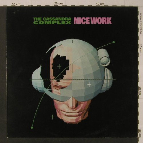 Cassandra Complex: Nice Work(metropole+cellph) +2, Play It Again Sam(BIAS 164), NL, 1988 - 12inch - F5528 - 5,00 Euro
