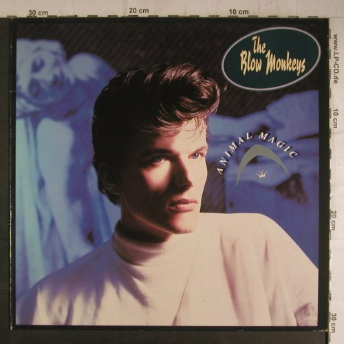 Blow Monkeys: Animal Magic, RCA(), D, 1986 - LP - F6974 - 5,00 Euro