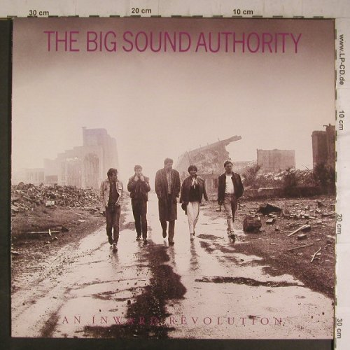 Big Sound Authority: An Inward Revolution, MCA(252 687-1), D, 1985 - LP - F6978 - 6,00 Euro