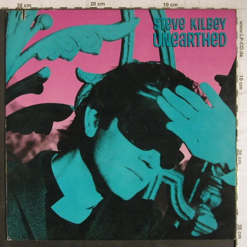 Kilbey,Steve: Unearthed, Enigma(ST-73297), US, co, 1987 - LP - F8672 - 6,00 Euro