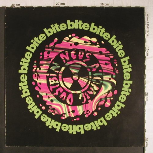 Ned's Atomic Dustbin: Bite, m-/vg+, Chapter22/RTD(140.1183.1 27), D, 1991 - LP - F8701 - 7,50 Euro