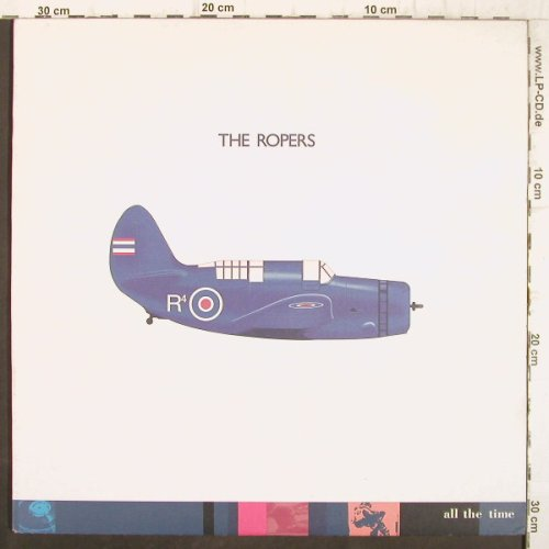 Ropers, the: All the Time, Slumberland Rec(SLR 50), US, 1995 - LP - F8995 - 20,00 Euro