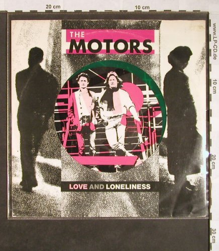 Motors: Love And Loneliness +1,Green Vinyl, Virgin(VS 263), UK, 1980 - 10inch - F9828 - 5,50 Euro