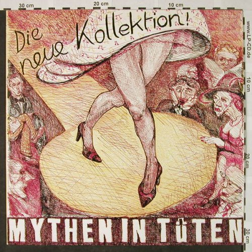 Mythen In Tüten: Die Neue Kolleltion, No Fun(NF 014), D,  - LP - H4596 - 9,00 Euro