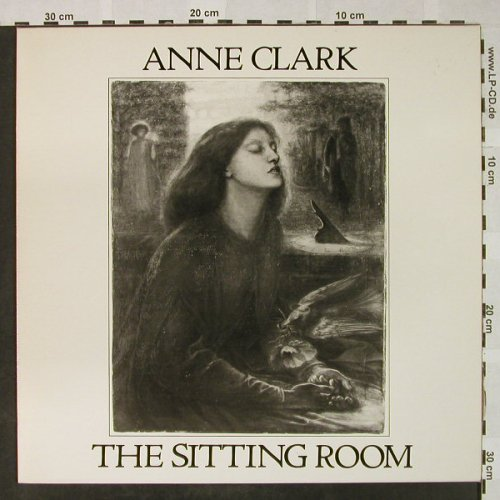 Clark,Anne: The Sitting Room, Red Flame(206 865-270), D, 1982 - LP - H4716 - 5,00 Euro