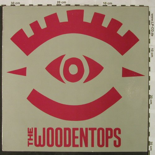 Woodentops: Recorded in Berlin West,The Loft, 8th of Sep.1985(WT 1-2), VG+/vg+,  - LP - H5129 - 6,00 Euro