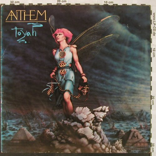 Toyah: Anthem, Safari(0060.434), D, 1981 - LP - H5152 - 6,00 Euro