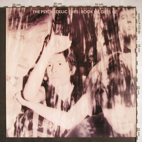 Psychedelic Furs: Book Of Days, CBS(465982 1), NL, 1989 - LP - H7807 - 5,00 Euro