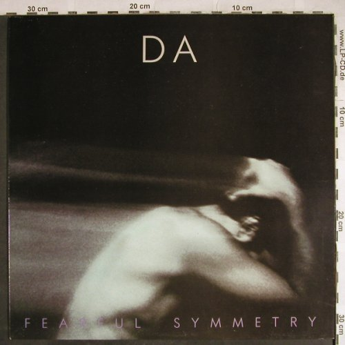 DA: Fearful Symmetry, VG+/m-, Frontline(R90013), UK, 1987 - LP - H8224 - 5,00 Euro
