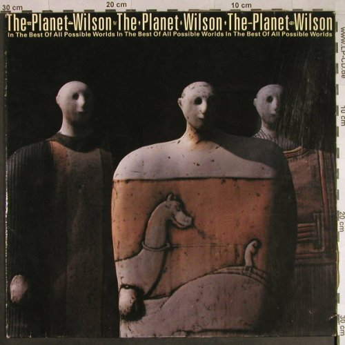 Planet Wilson: In the Best of all Possible Worlds, Virgin(208 975), D,vg+/vg+, 1988 - LP - H840 - 5,00 Euro