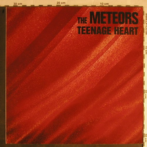 Meteors,the: Teenage Heart, Bovema Negram(5N 064-26235), NL, 1979 - LP - H8899 - 12,50 Euro