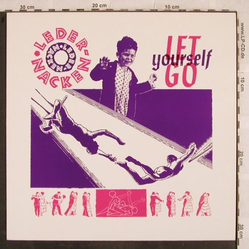 Ledernacken: Let Yourself Go*2, Yellow(31), , 1988 - 12inch - H9687 - 4,00 Euro