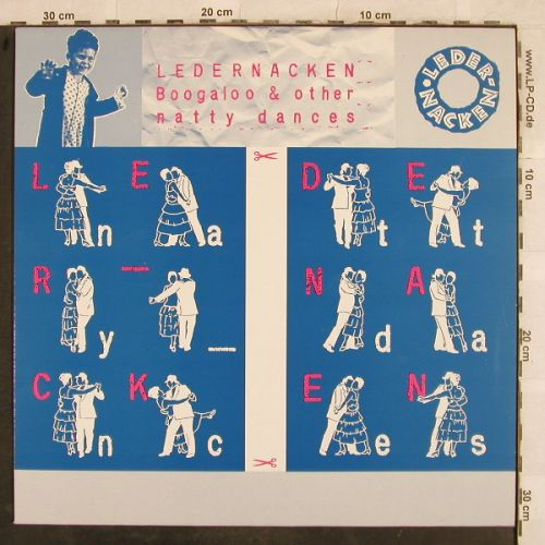 Ledernacken: Boogaloo & Other Nasty Dances, Yellow(LP 02214), D, 1987 - LP - H9688 - 7,50 Euro