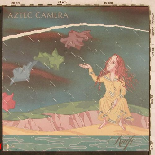 Aztec Camera: Knife, WEA(240 483-1), D, 1984 - LP - H9749 - 5,50 Euro