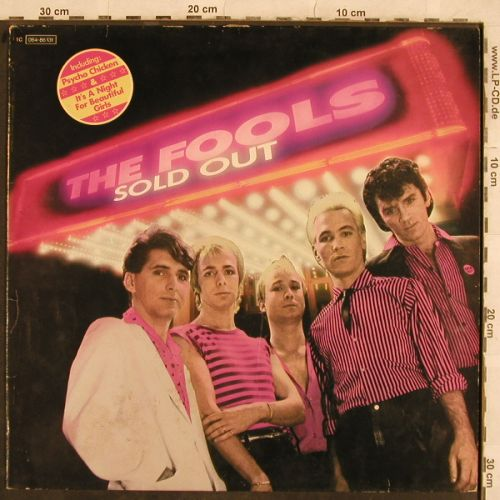 Fools: Sold Out, m-/vg+, EMI(064-86 131), D, 1980 - LP - H9873 - 7,50 Euro