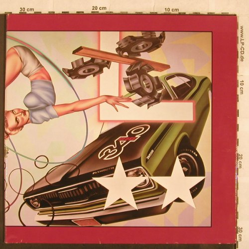 Cars: Heartbeat City, Foc, Elektra(960 296-1), D, 1984 - LP - X102 - 5,00 Euro