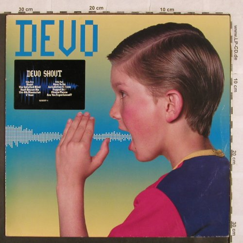 Devo: Shout, WB(925 097-1), D, 1984 - LP - X113 - 6,00 Euro
