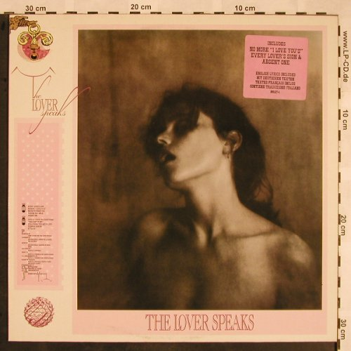Lover Speaks: Same, AM(395127-1), , 1986 - LP - X1276 - 4,00 Euro