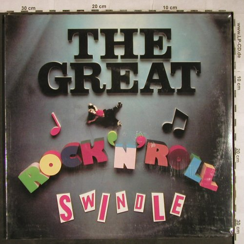 Sex Pistols: The Great Rock'n'Roll Swindle, Foc, Virgin(300 279-420), D, FS-NEW, 1979 - 2LP - X1807 - 40,00 Euro