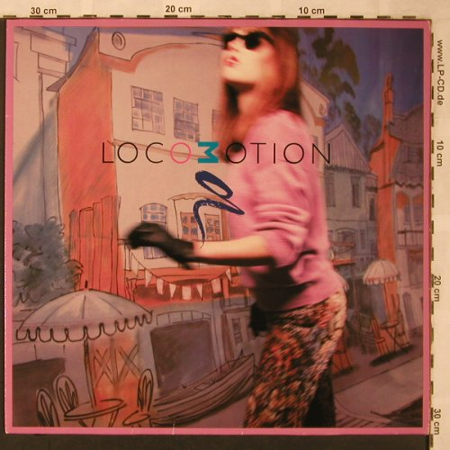 OMD: Locomotion+2, Virgin(601 265-213), D, 1984 - 12inch - X2106 - 3,00 Euro