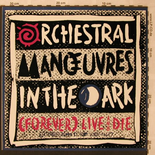 OMD: (Forever)Live And Die*2+1, Virgin(608 478-213), D, 1986 - 12inch - X2618 - 4,00 Euro