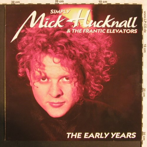 Hucknall,Mick-Simply&FranticElevato: The Early Years,(LP/Interview), Receiver(KNOB 2), UK, 1988 - 2LP - X3163 - 9,00 Euro