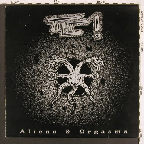 Tilt!: Aliens & Orgasms, Antler-Subway(AS 5023), B, 1990 - LP - X3185 - 7,50 Euro