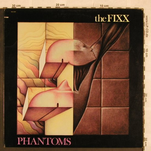 Fixx: Phantoms, MCA(MCA-5507), US, co, 1984 - LP - X330 - 5,00 Euro