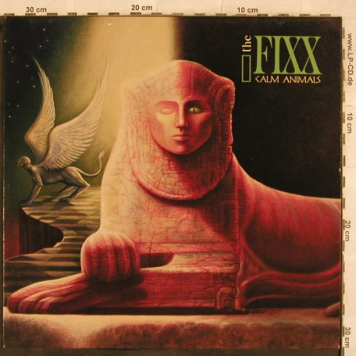 Fixx: Calm Animals, RCA(PL 88566), D, 1988 - LP - X348 - 5,00 Euro