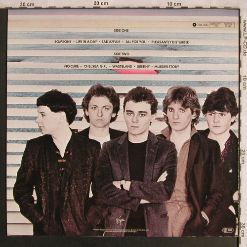 Simple Minds: Life In A Day, Virgin(204 940), D, 1979 - LP - X4213 - 5,00 Euro