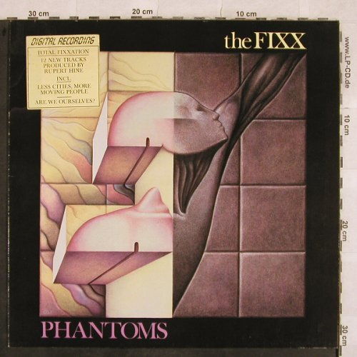 Fixx: Phantoms, WEA(251 361-1), D, 1984 - LP - X473 - 5,00 Euro