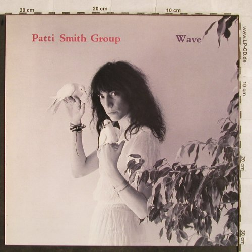 Smith,Patti - Group: Wave, Arista(064-62 516), D, 1979 - LP - X49 - 6,00 Euro