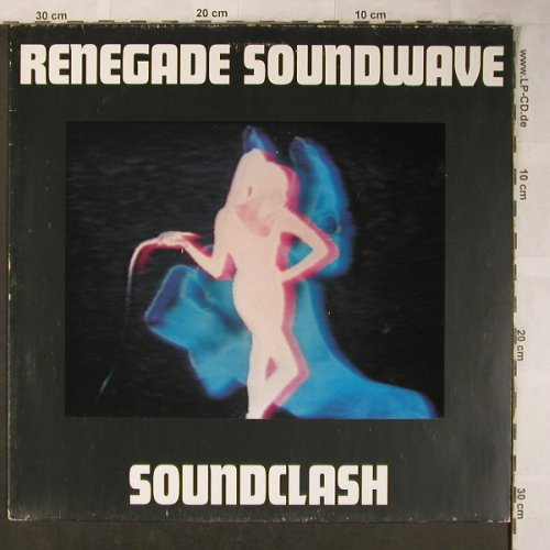 Renegade Soundwave: Soundclash, Mute-Stumm 63(INT 146.854), D, 1990 - LP - X5104 - 7,50 Euro
