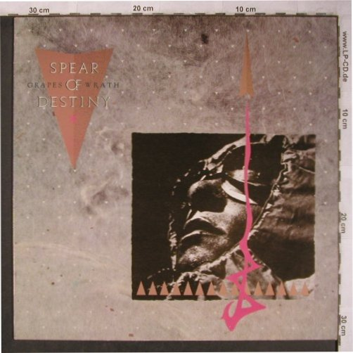 Spear Of Destiny: Grapes Of Wrath, Epic(EPC 25318), NL, 1983 - LP - X5124 - 6,00 Euro