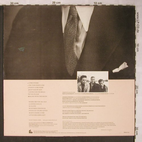 Thirteen Moons: Little Dreaming Boy, woc, Wire Record(WRLP 003), UK, 1986 - LP - X5176 - 7,50 Euro