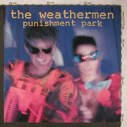 Weathermen,The: Punishment Park *2 +2, Play It Again Sam(BIAS 99), B,  - 12inch - X5532 - 4,00 Euro