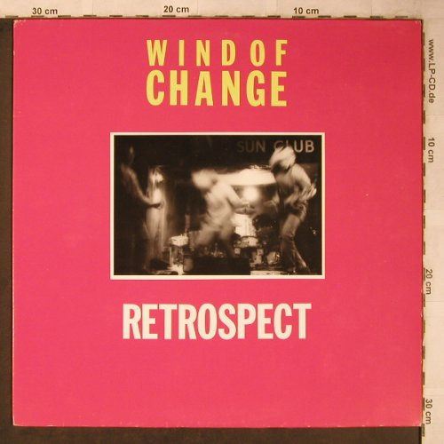 Wind of Change: Retrospect, Old World Records(OWR 011), D, 1990 - LP - X5534 - 7,50 Euro