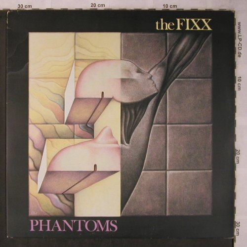 Fixx: Phantoms, MCA(FX 1003), UK, 1984 - LP - X5644 - 6,00 Euro
