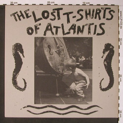 The Lost T-Shirts Of Atlantis: Same, One Million Dollar Rec.(Dollar 001), Rellingen, 1993 - LP - X5932 - 9,00 Euro